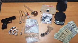 Drugs seized pismo beach