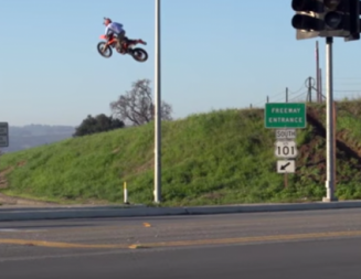 Templeton real estate agent won't be cited for filming motocross stunts