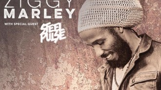 Ziggy Marley vina robles