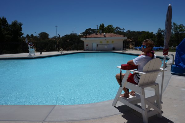 Centennial Pool Is Officially Open Paso Robles Daily News