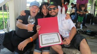 Paso Robles Pinot and Paella Jeffrey Weisinger
