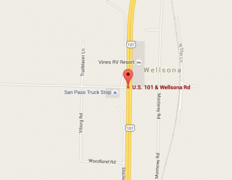 Woman dies after crash on Highway 101 in Paso Robles