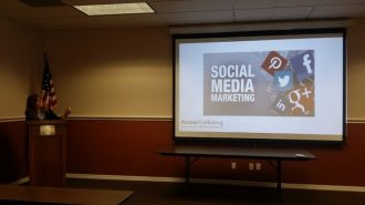 Paso Robles Access Publishing Social Media Seminar