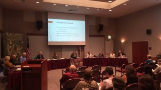 City of Paso Robles Council meeting