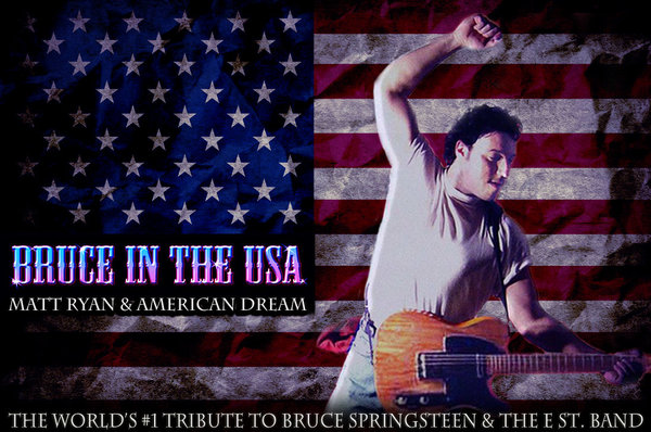 Bruce in the USA Mid-State Fair