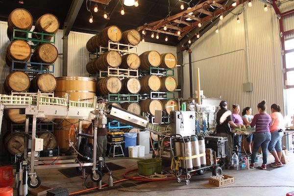 Tin City Cider Company is located at 3005-A Limestone Way in Paso Robles. The tasting room is open Mon-Thurs 1-7pm, Fri-Sat 1-8pm and Sundays 11 a.m.- 5 p.m.
