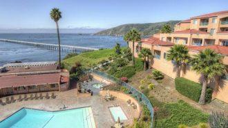 The San Luis Bay Inn in Avila. Photo from website.
