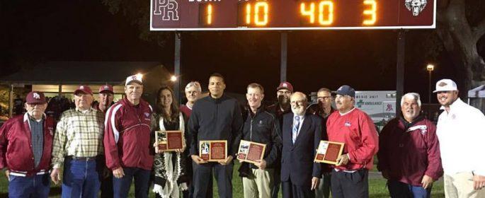 Photo courtesy  Paso Robles Schools District Athletics