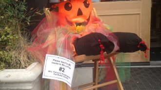 Scarecrow Contest Paso Robles