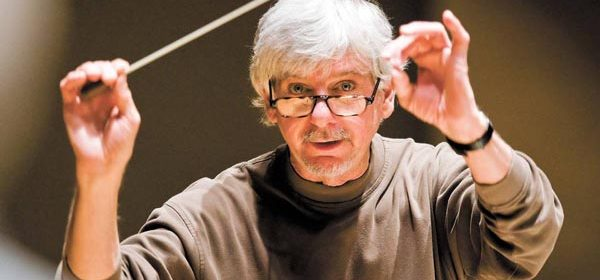 Conductor Michael Nowak.