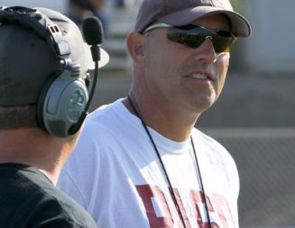 High school football coach placed on administrative leave