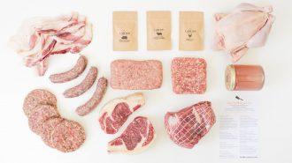 The Larder Meat Company Subscription Box