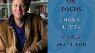 Dana Gioia, California's Poet Laureate, reads in SLO on Nov. 19.
