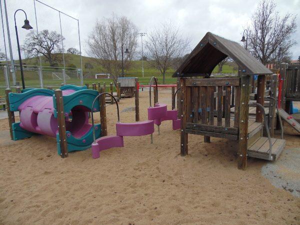 Barney Schwartz lower playground