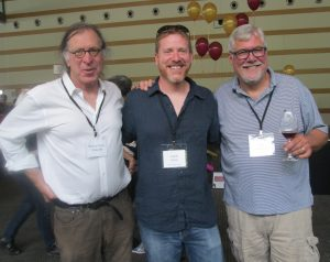 Pioneers of the American Rhone movement - Randall Grahm, Jason Haas and Bob Lindquist
