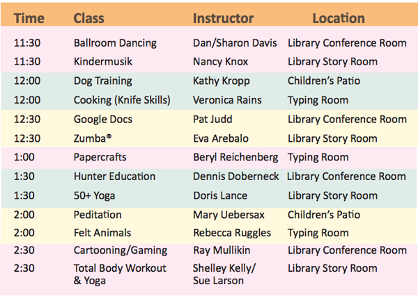 class-schedule-how-to-saturday