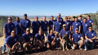 Mighty Oaks Warrior Programs, Men's Legacy Program, SkyRose Ranch, San Miguel, veterans programs