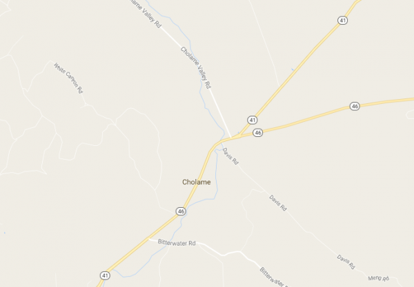 Pedestrian killed on Highway 135 Tuesday night