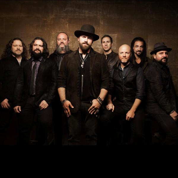 Zac Brown Band paso robles mid state fair