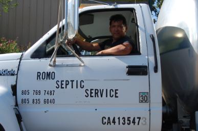 Romo Septic Service