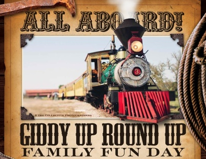 Giddy Up Round Up Family Fun Day