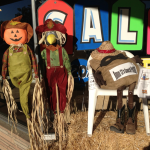 Scarecrow at Couch Potato