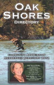 Oak Shores Directory