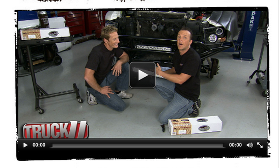 Lazer Star Lights is now being featured on Speed Channel's off-road how-to cable television show Truck U.