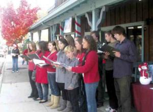 Templeton celebrates Old-Fashioned Christmas