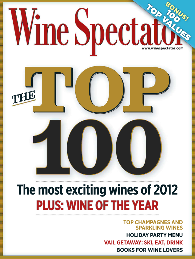 Five Paso Robles Wines Make Wine Spectator S Top 100