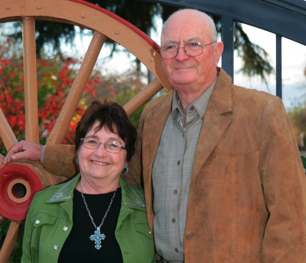 Don and Gail Campbell