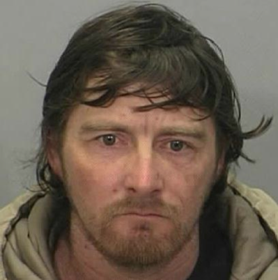 Robert McGuire, a transient in Paso Robles