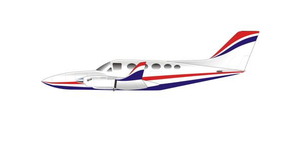 Excalibur 421 Turbo Prop Conversion