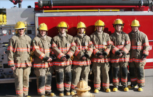 Templeton Fire Department welcomes 7 new recruits