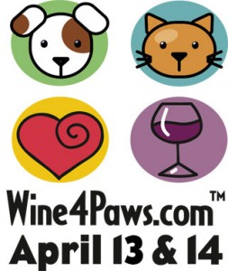 Wine 4 Paws TM April 14-15