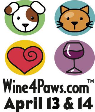 Wine 4 Paws TM April 14-15