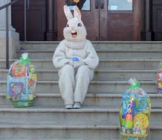 Easter Bunny Paso Robles
