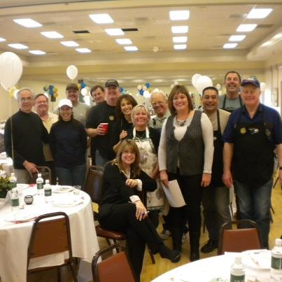 From a previous Rotary Club Crab Feed - Facebook