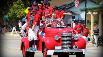 Templeton Parade