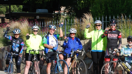 GREAT WESTERN BICYCLE RALLY