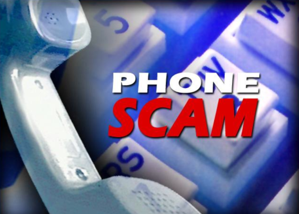 Phone Scam in San Luis Obispo County