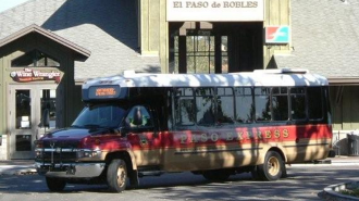 Paso Express buses