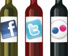 wineries' use of social media