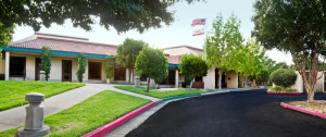 Paso Robles Joint Unified School District Office.