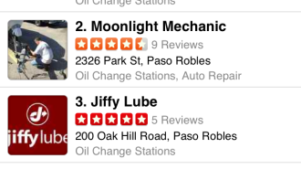best oil change paso robles