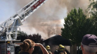 Paso Robles house fire