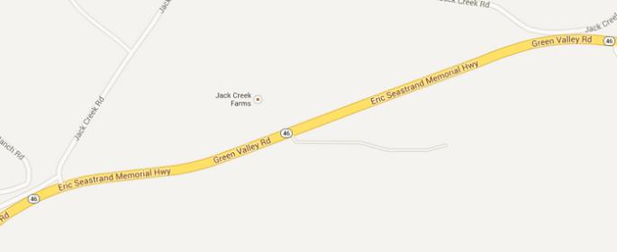 Jack Creek Road Fire