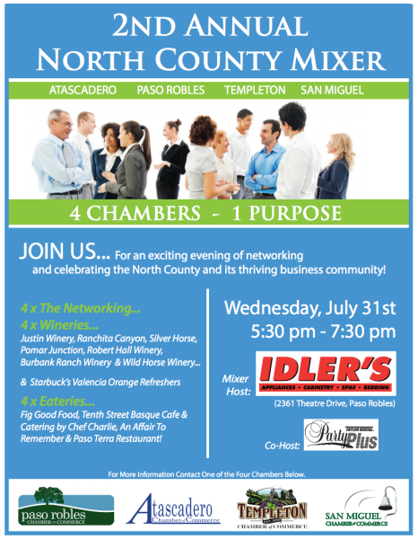North County Mixer