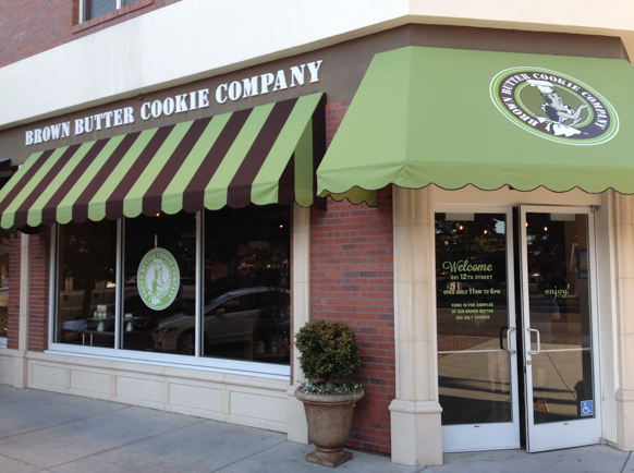 brown butter cookie company