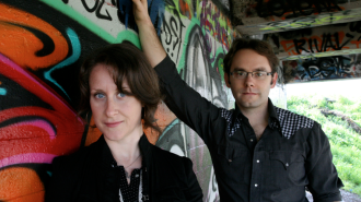 Folk duo Misner & Smith